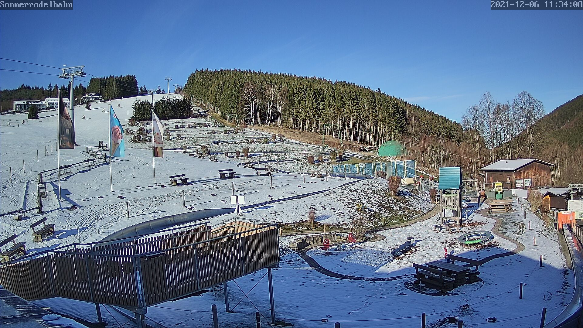 Webcam Willingen - Ritzhagenlift Willingen (Bergstation)